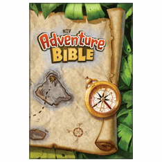 NIV Adventure Bible--Hard Cover