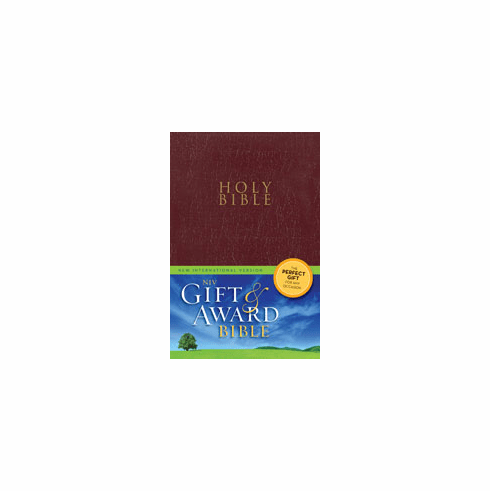Get your NIV Gift and Award Bible at discount, wholesale