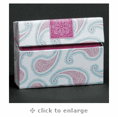 Paisley - Premium Boxed Notes