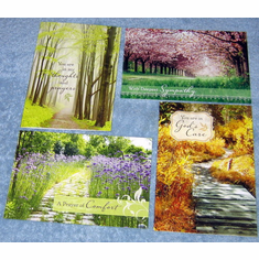 Pathways Sympathy - 12 Greeting Cards
