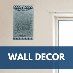 Plaques & Wall Decor