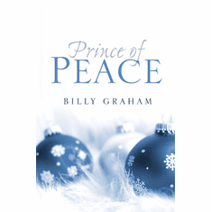 Prince of Peace- Gospel Tracks - 25-Pack
