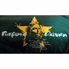 Purpose Driven - T-shirt-Small