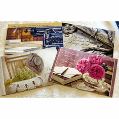 Relax And Restore Get Well - 12 Greeting Cards