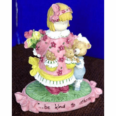 Ribbons & Rainbows Collectible Figurine
