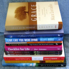 Sale Gift Book Stack