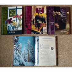 Season's Meditations -Quiet Places Of the Heart, Winter