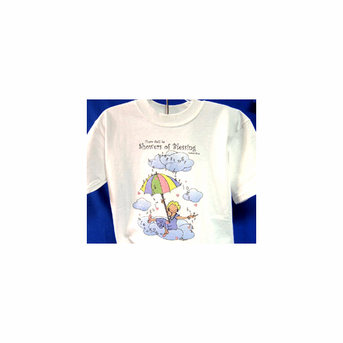 Showers Of Blessing- Youth T-Shirt