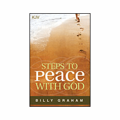 Steps to Peace with God (KJV 25-pack)