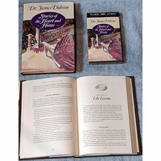 Stories Of The Heart & Home-Dr. James Dobson
