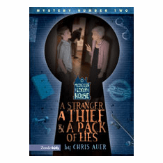 Stranger Thief & a Pack of Lies-Chris Auer