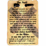 The Nail Card - Pack of 5