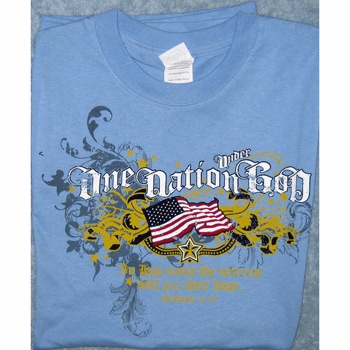 The Nations Hope - T-Shirt