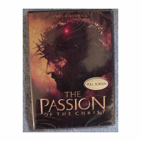 The Passion Of The Christ-DVD