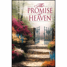 The Promise of Heaven-Gospel Tracks-Packs Of 25