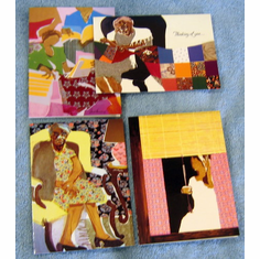 Thinking Of You-Upscale Box Cards-African American-16 Cards