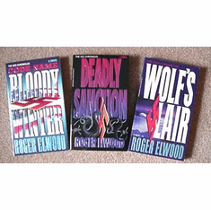 Three Books By Roger Elwood