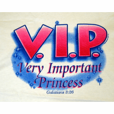 VIP T-Shirt Christian Apparel