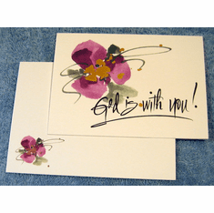 Water Color Sympathy -Pack Of 10