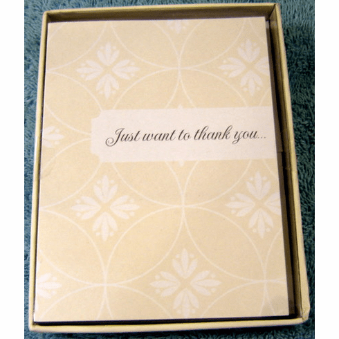 Wedding Shower -  Thank You Notes