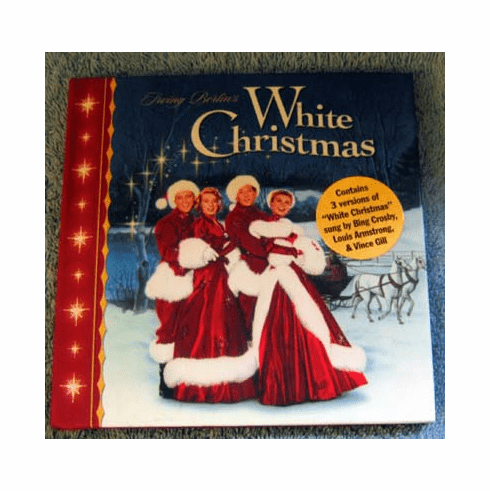 White Christmas-With Music CD