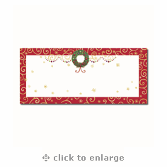 Wreath Collection � Envelopes-Pack Of 25