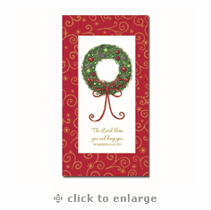 Wreath Collection – Money Card Pack