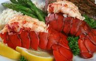 (Four Count) 12-14 oz. Maine Lobster Tails