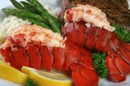 (Four Count) 8-10 oz. Maine Lobster Tails