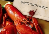 LobsterGuy Gift Certificates!