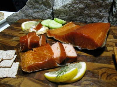 Gourmet Smoked Fish