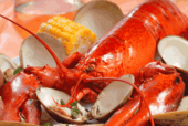 How to cook your Live Lobster Clambake!