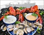 Live Maine Lobster Shore Dinner for Two! <br>With Free Shipping!