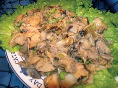 New England Scungilli (Snail) Salad - Two pounds