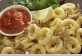 Point Judith Calamari!