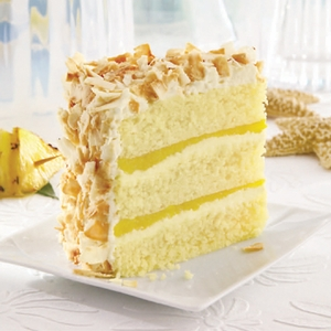 Ultimate Pina Colada Cake!