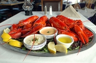 "The ""Mariner"" Lobster Dinner for Four!"