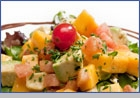Tropical Lobster Salad (serves 4)