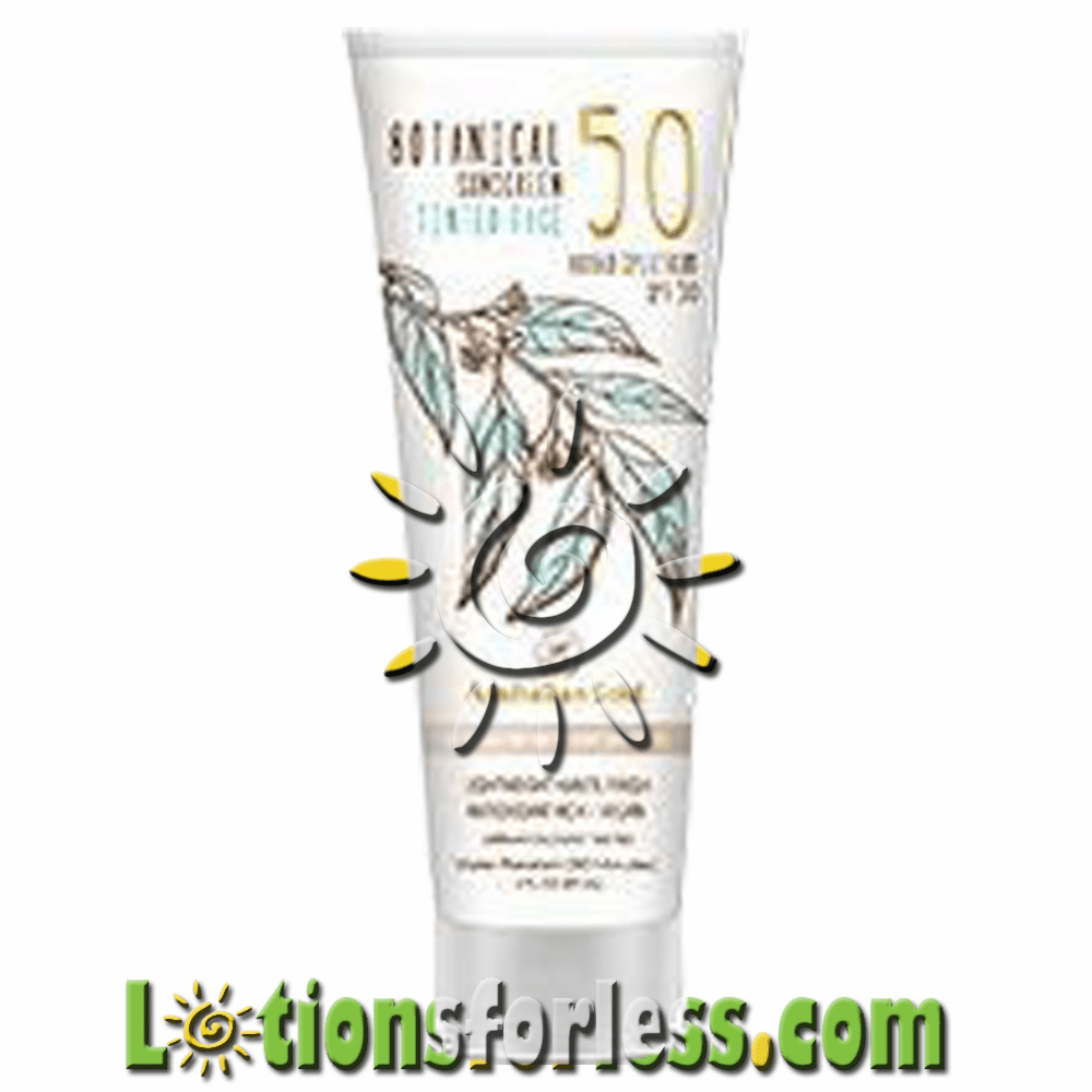 Australian Gold - Botanical SPF 50 Face - Fair