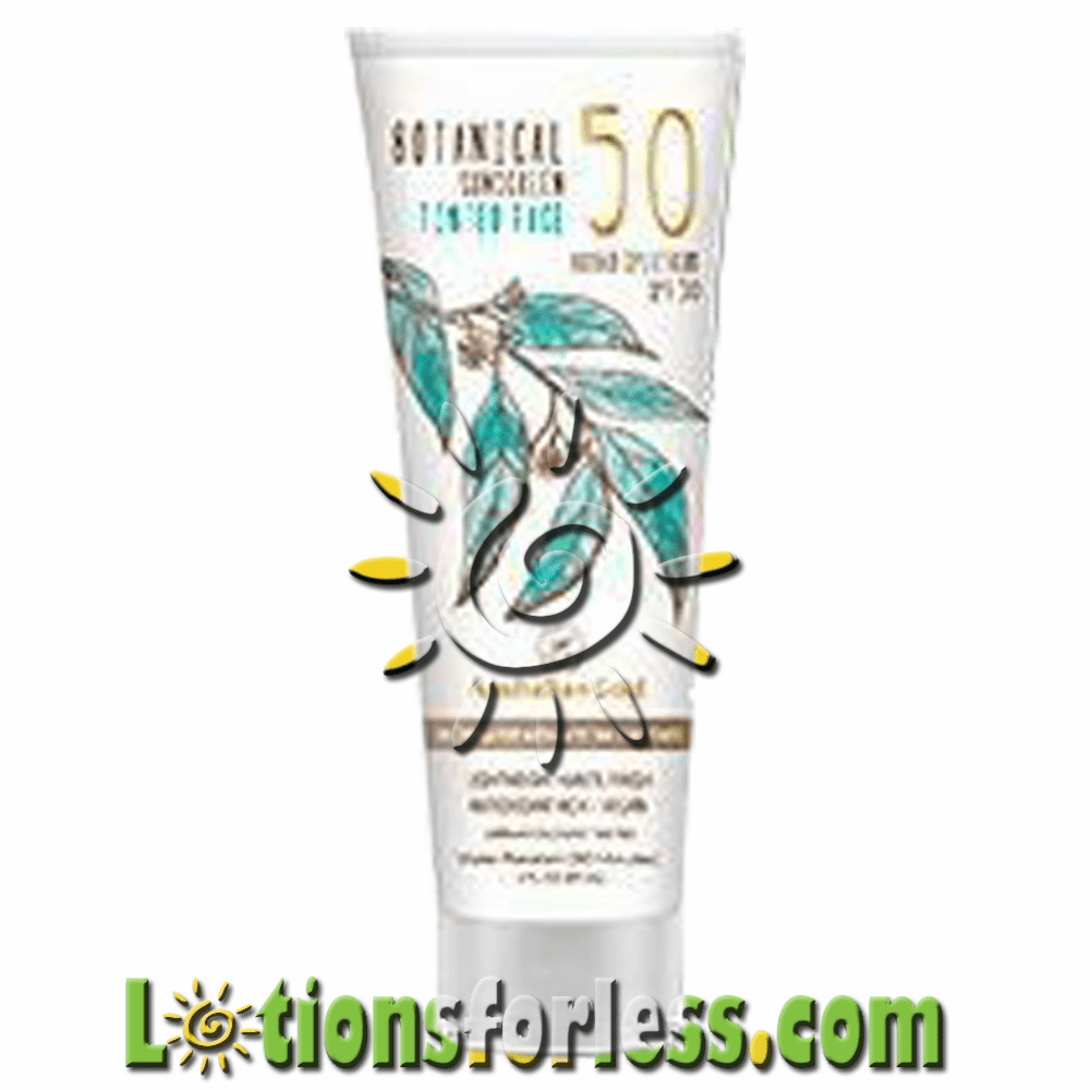 Australian Gold - Botanical SPF 50 Face - Medium
