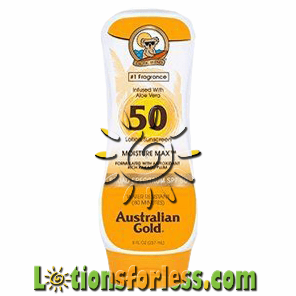 Australian Gold - SPF 50 Lotion