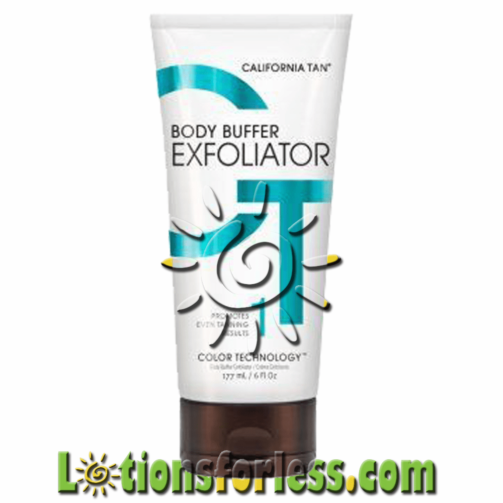 California Tan - Body Buffer Exfoliator