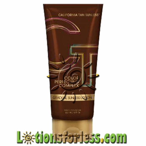 California Tan - Color Perfecting Complex Gradual Sunless