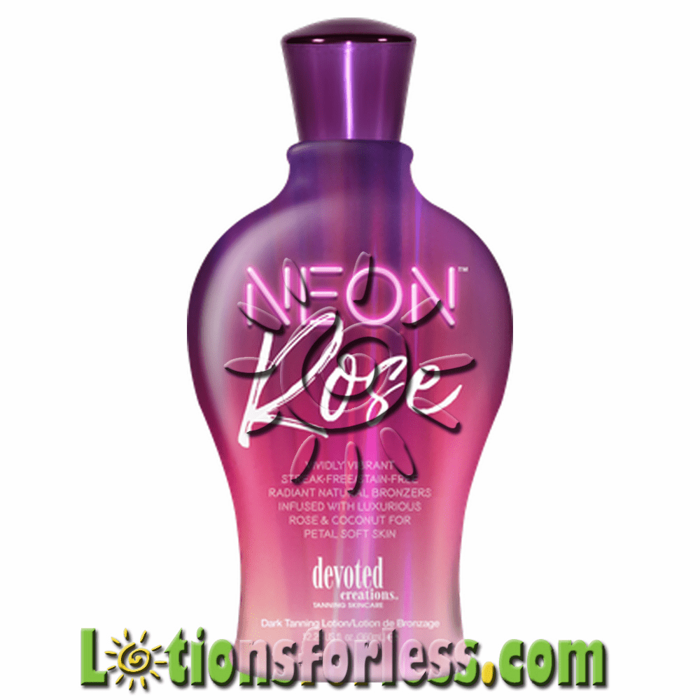Devoted Creations - Neon Rose