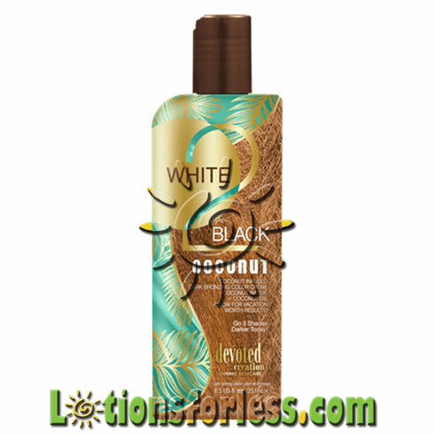 Devoted Creations - White 2 Black Coconut