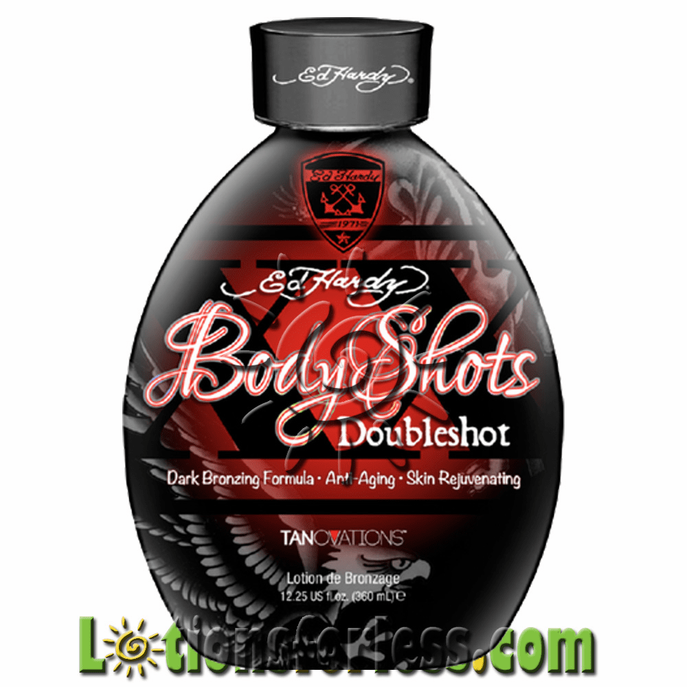 Ed Hardy - Body Shots Double Shot