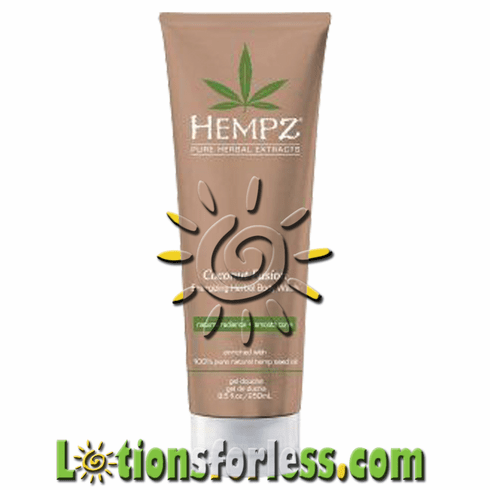Hempz - Coconut Herbal Body Wash