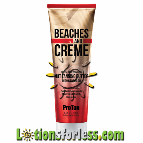 Pro Tan - Beaches and Creme Hot