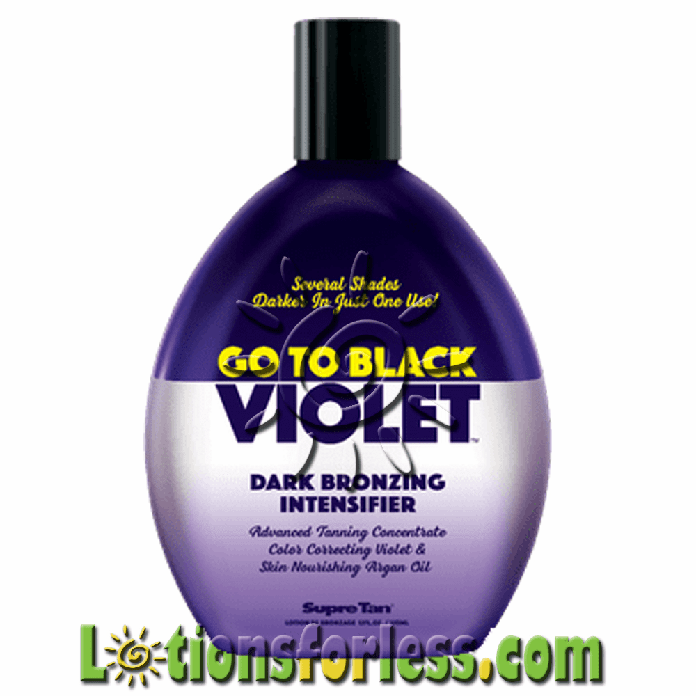 Supre- Go To Black Violet