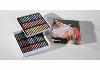 Maimeri Artistri pastels 90 Color Assorted Pastel Box